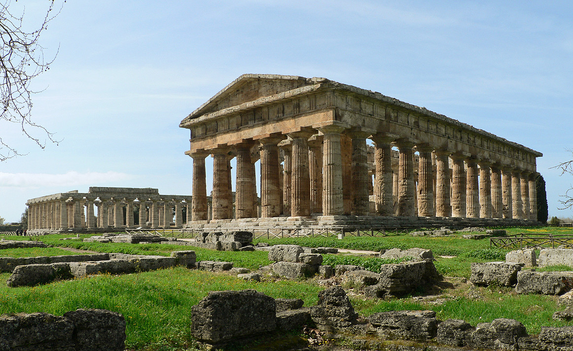 Paestum: dopo 20 anni i visitatori potranno entrare nel tempio di Nettuno