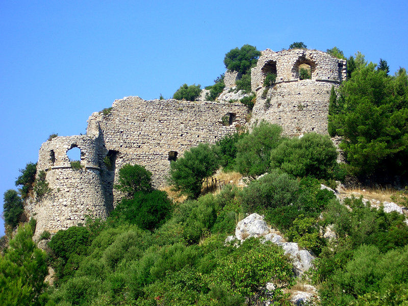 Capaccio_castello