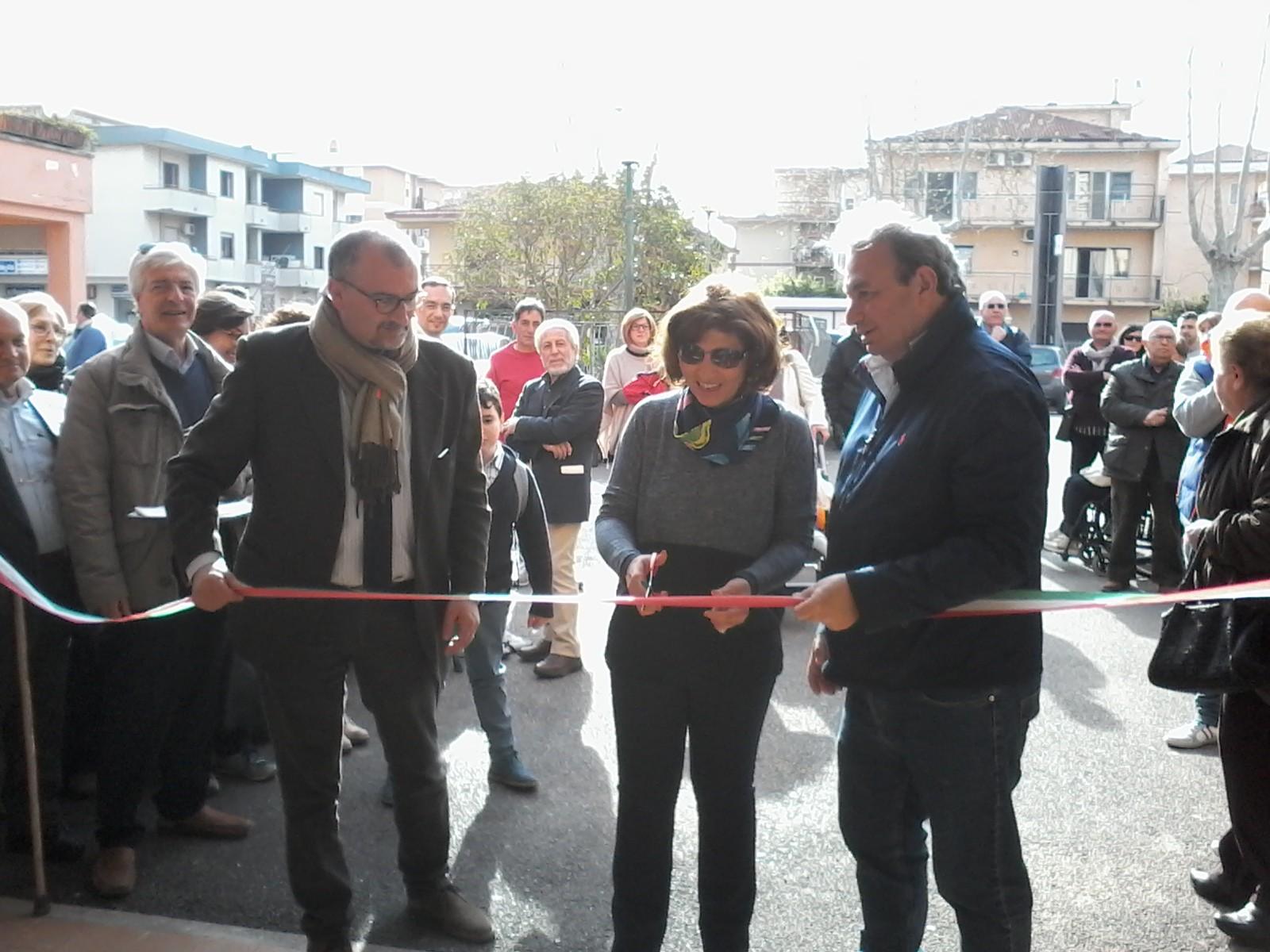 Capaccio Paestum, inaugurato lo sportello C.I.R.E.N.E.U.S.