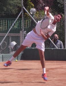 Iovane tennis