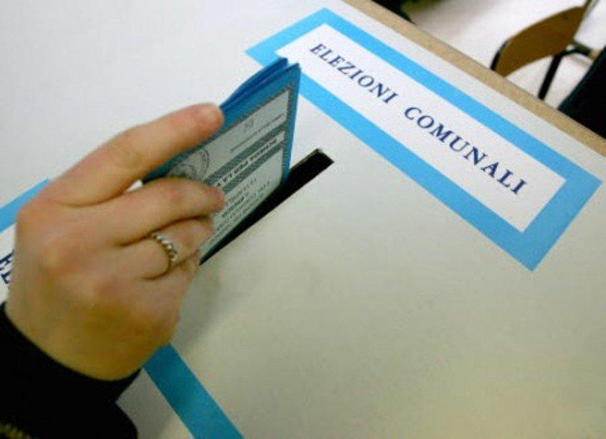 Comunali: oggi scade il termine per la presentazione delle liste