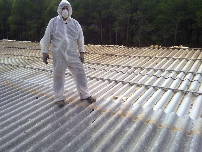 Campania: 7milioni per la bonifica di materiale contenente amianto