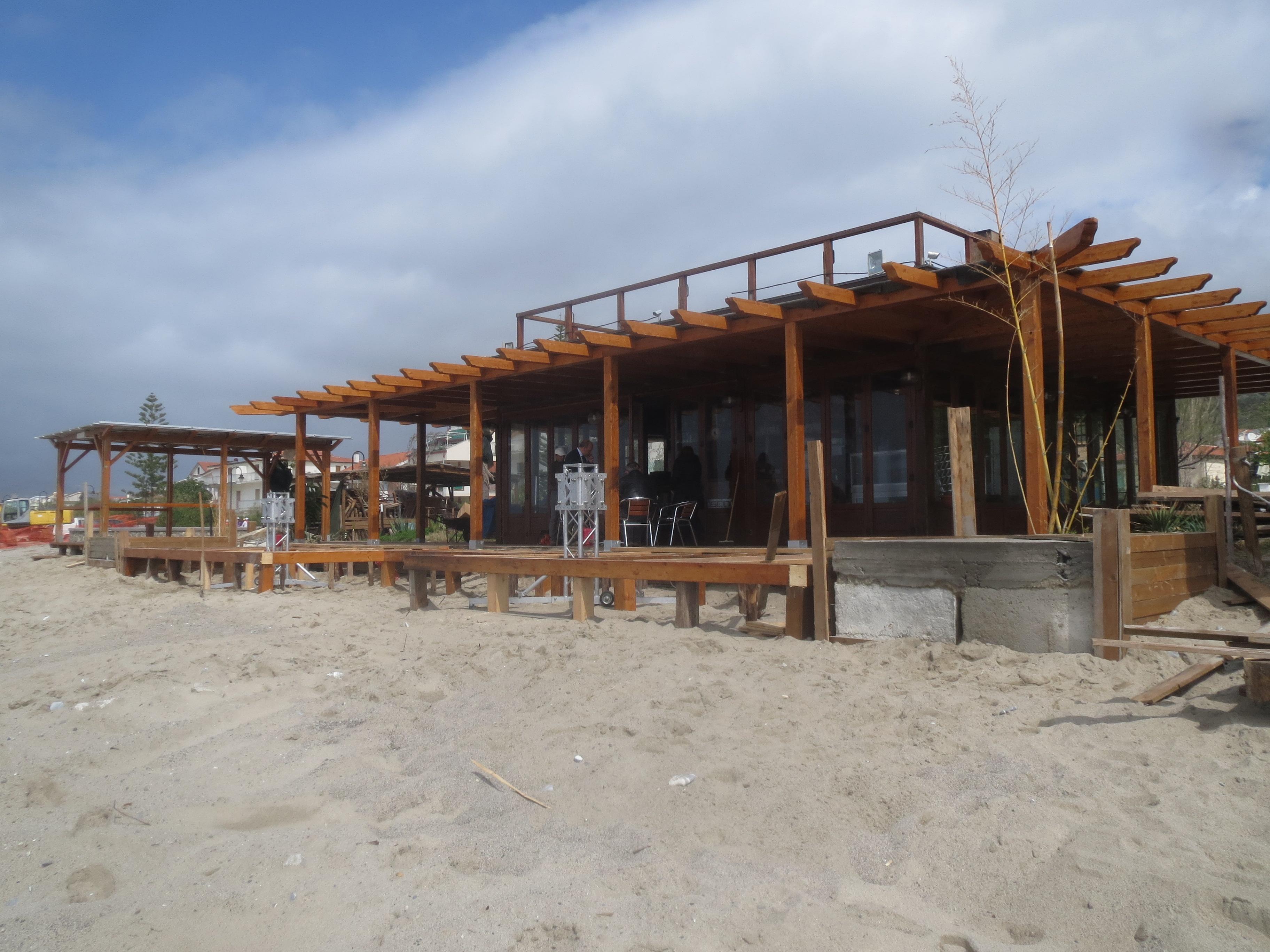 Blitz ad Ascea, sequestrata una struttura turistica