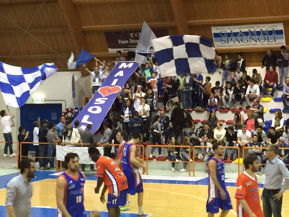 basket agropoli playoff