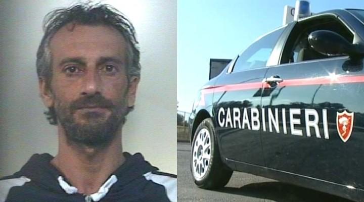 Tenta furto in abitazione, arrestato Bruno Vollaro