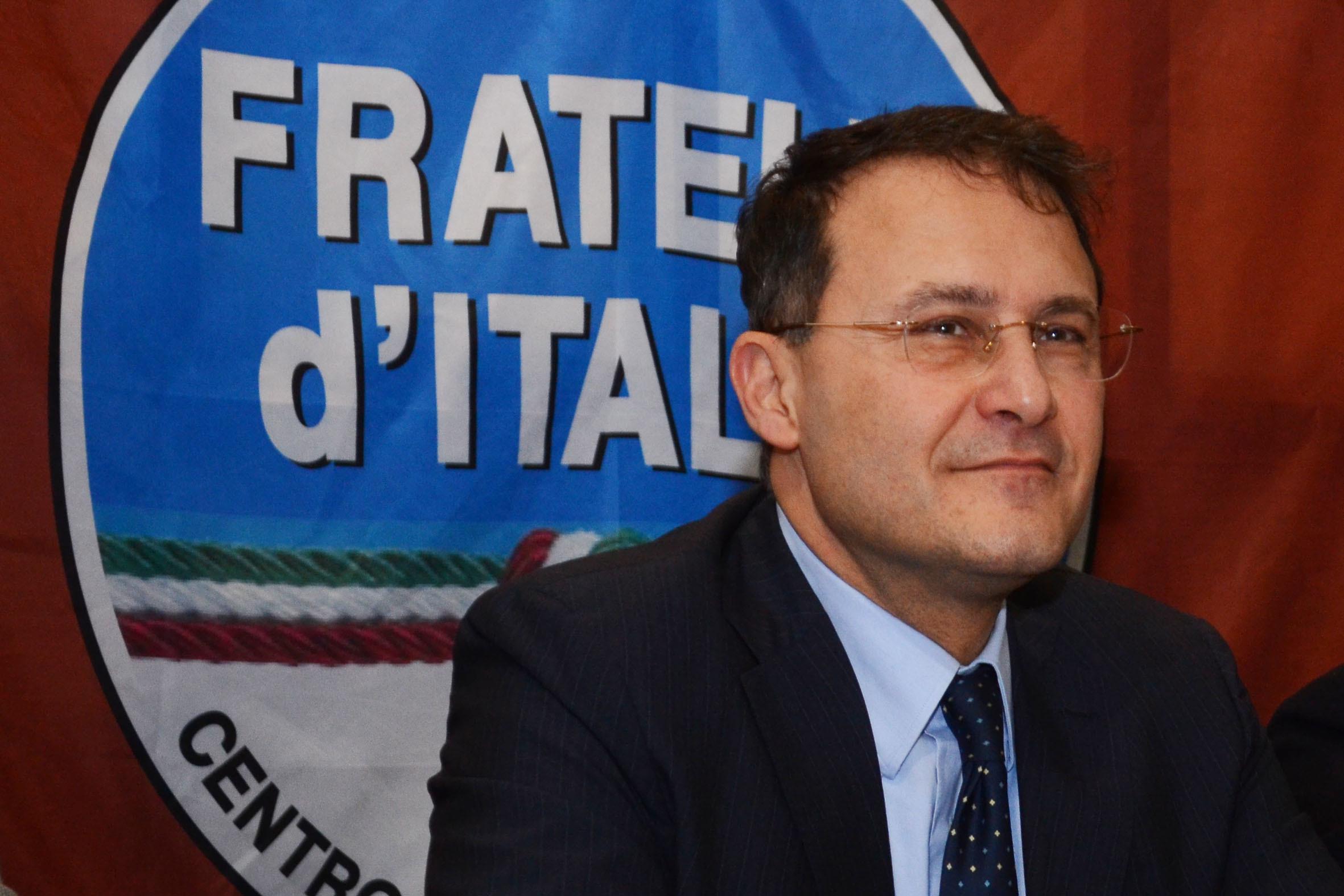 """Cilentana, Cirielli: """"Aspettiamo i fatti e non le chiacchiere"""""""