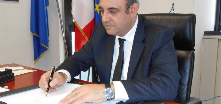 "Photo of Santa Marina: sindaco Fortunato ""Fermate la legge sui gas Randon"""