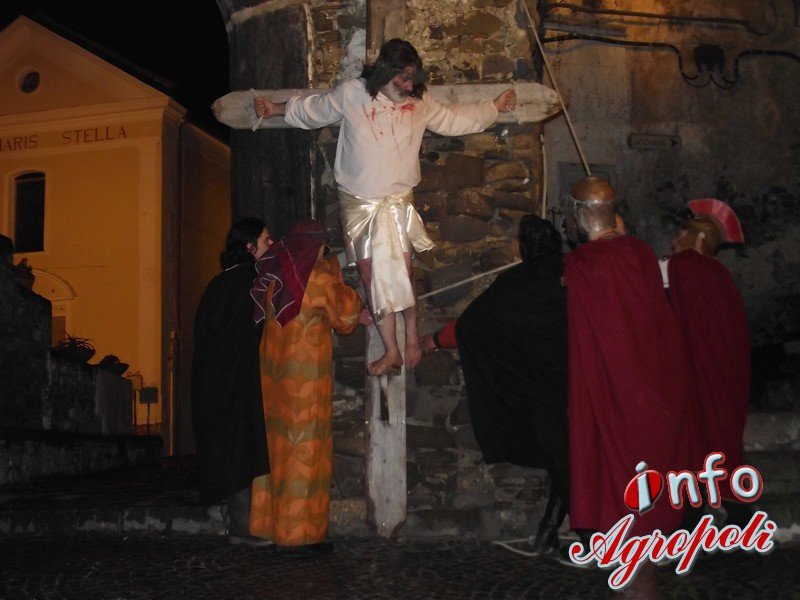 La passione di Cristo rivive nei borghi del Cilento