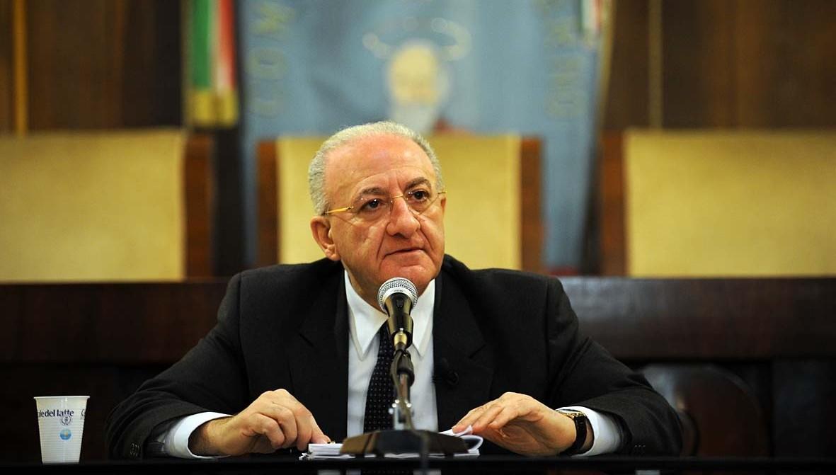 De Luca scrive al Ministro per la salute. Chiesta proroga per il Piano Ospedaliero
