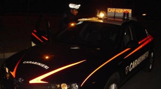 Furto d'auto d'epoca nel Cilento: in manette tre persone di Terzigno