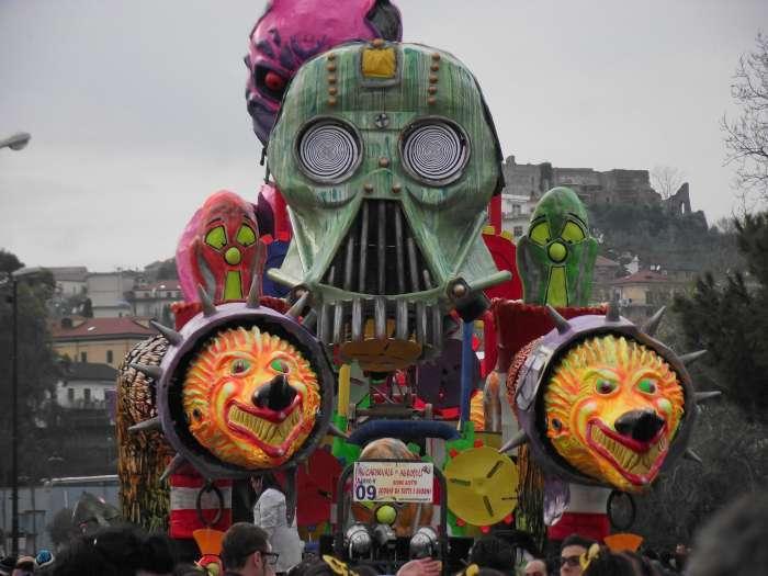 Agropoli: ufficializzata la data del Carnevale estivo
