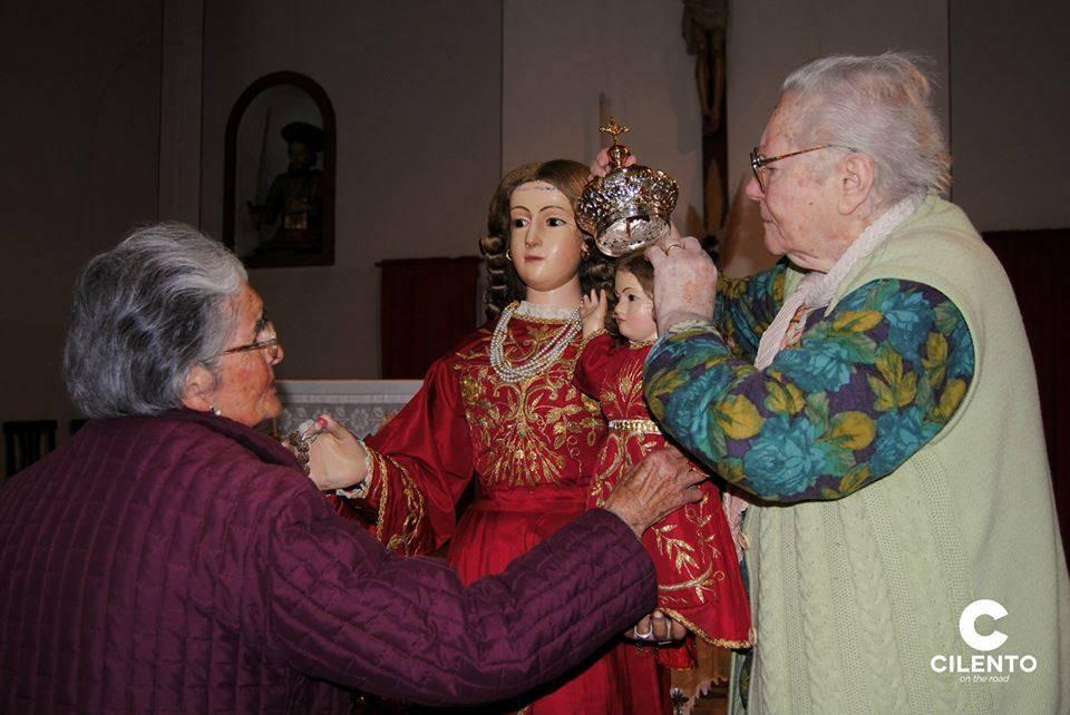 """Casigliano , la """"Madonna del Rosario"""" una tradizione che non teme lo scorrere del tempo"""