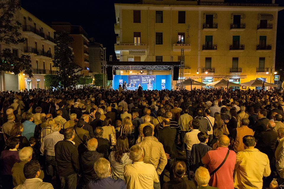 Clamoroso, De Luca: ok alla riapertura dell'ospedale di Agropoli