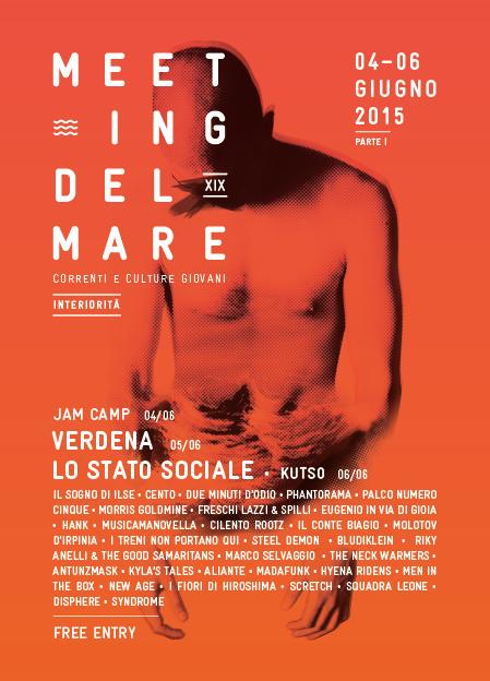 Meeting del Mare 2015: Rinviata l'esibizione di Carmen Consoli. Ecco il programma