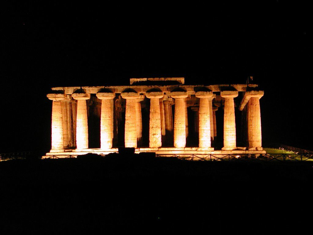 Incontri nel Tempio: a Paestum protagonista l'Egitto