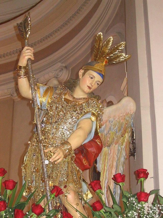 Cilento in festa per San Michele Arcangelo