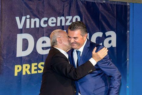 Referendum: in Procura esposto M5S contro De Luca e caso in Antimafia