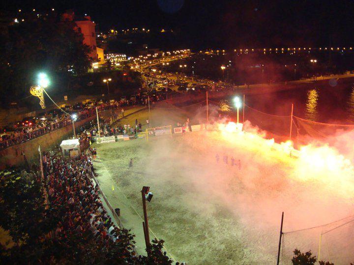 Agropoli, dal 18 Giugno torna il Beach Soccer