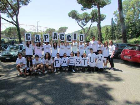 Palio dei Comuni a Roma, parteciperanno anche gli studenti di Capaccio