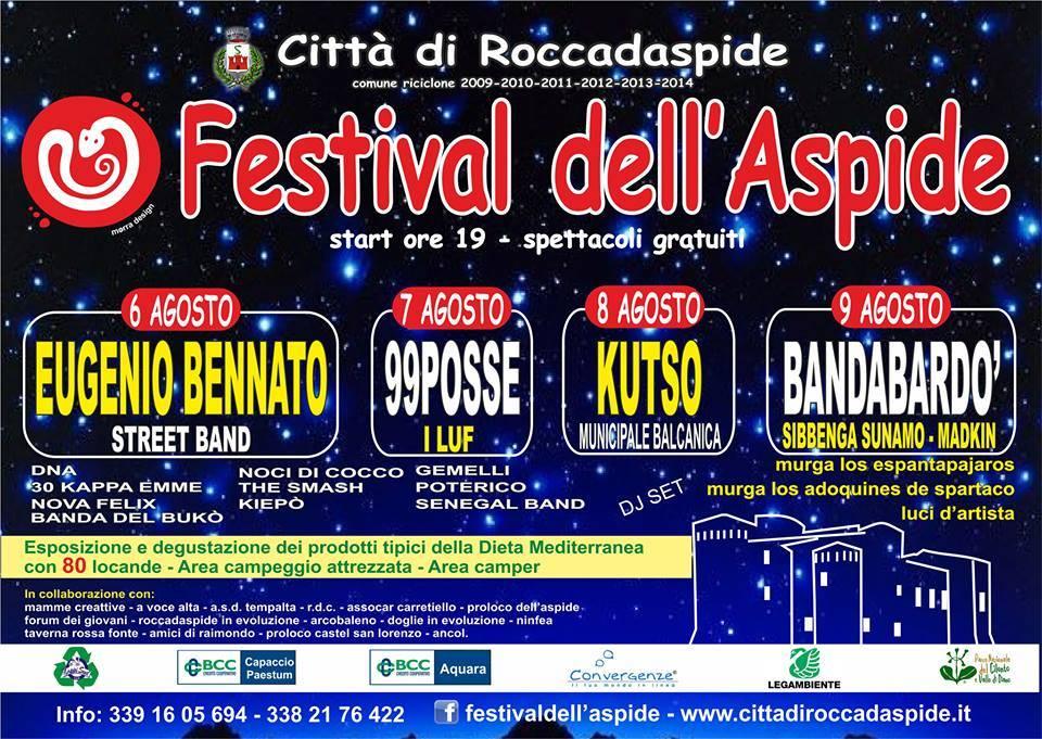 festival dell'aspide