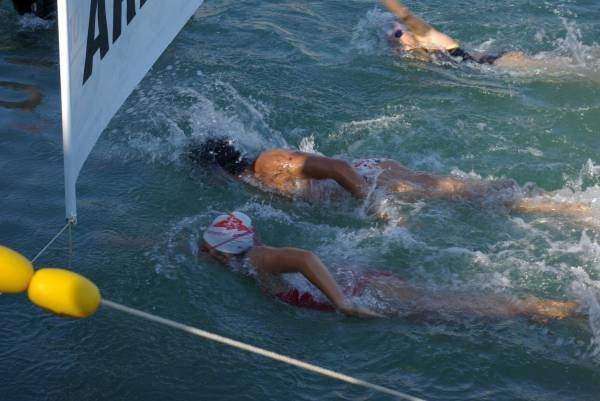 A Castellabate ritorna il nuoto in acque libere