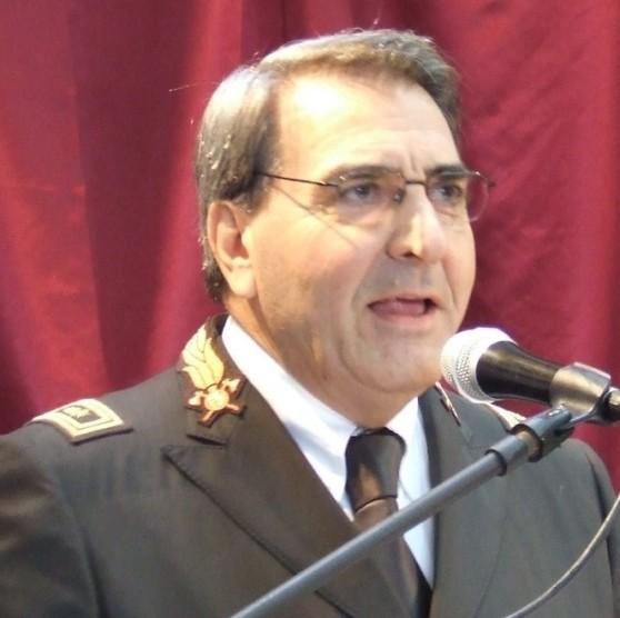 Poche settimane fa la scomparsa di Paolo Moccia, già comandate provinciale dei VV.FF.