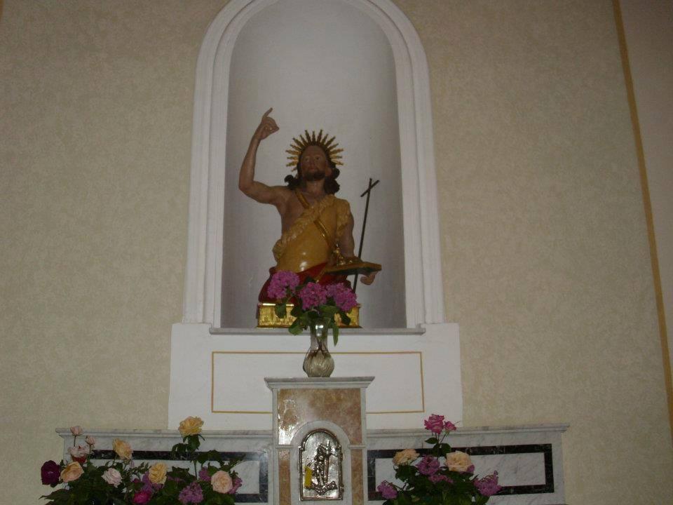 """Ostigliano, """"luci nella notte"""": San Giovanni Battista e la """"processione delle lanterne"""""""
