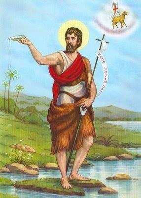 Cilento, il culto di San Giovanni Battista
