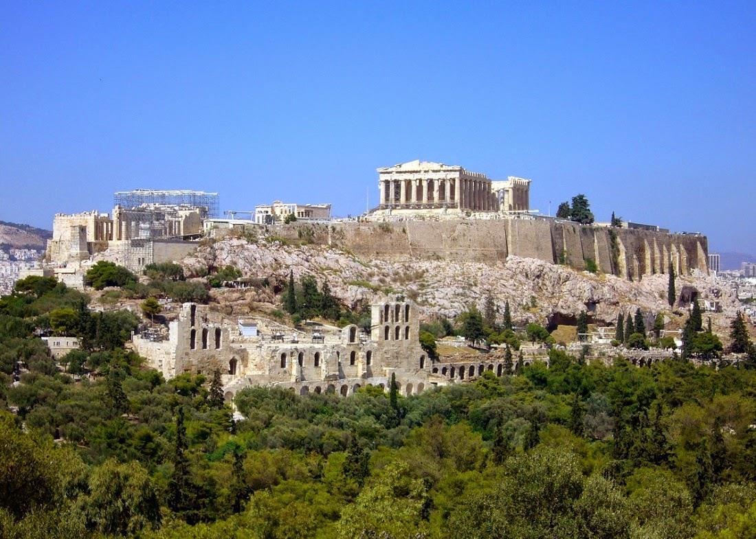 """I greci e il loro """"vizio"""" di far decidere al popolo"""