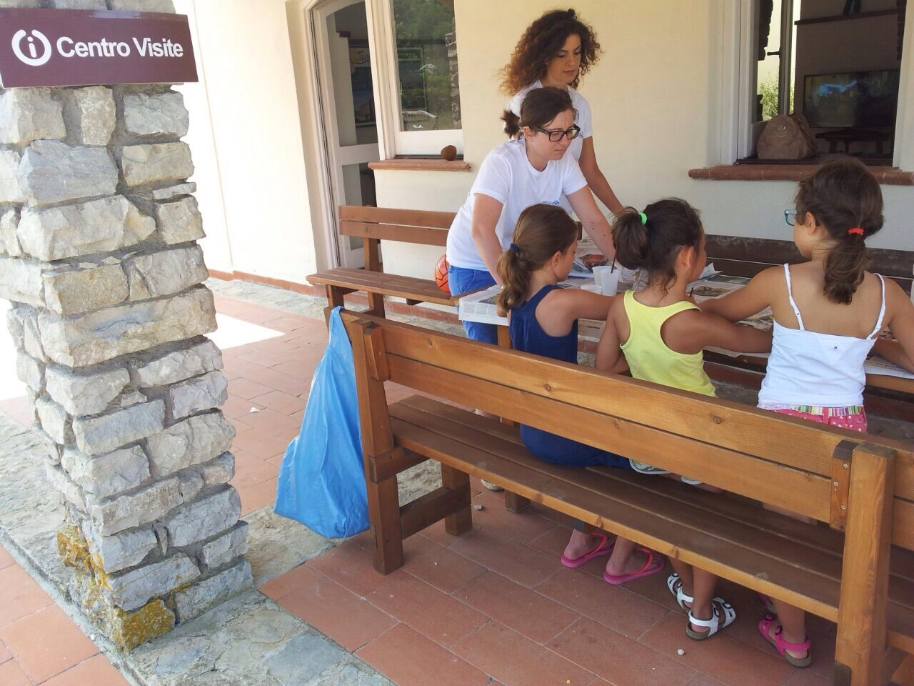 Agropoli: trekking, equitazione, mountain bike, tiro con l'arco e kayak per i bambini