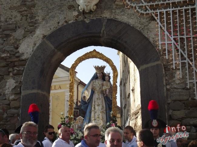 Agropoli in festa per la Madonna di Costantinopoli
