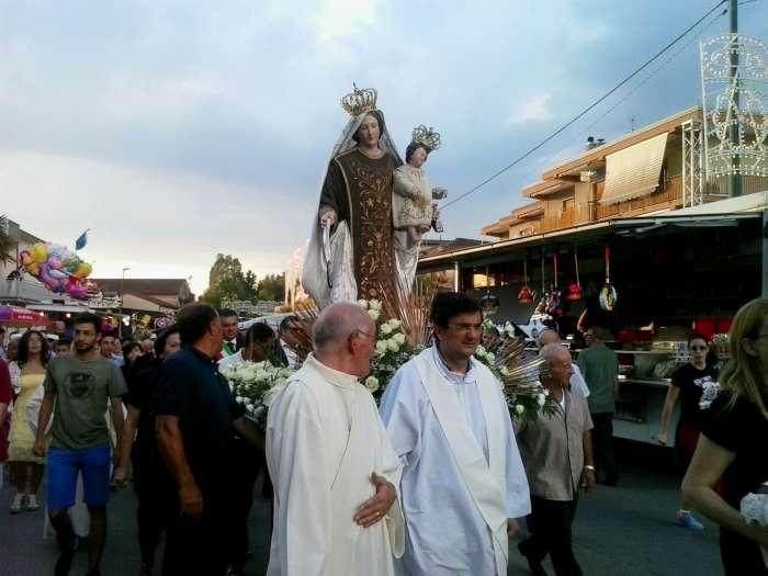 Cilento in festa per la Madonna del Carmine