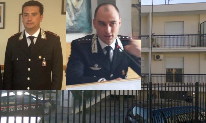 Cambio al vertice della compagnia carabinieri di Agropoli