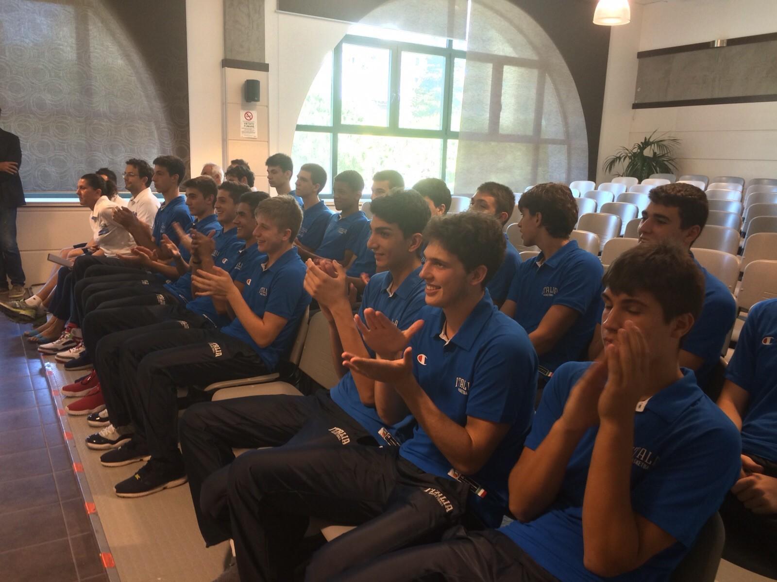Basket: Italia, Turchia e Polonia U16 si sfidano ad Agropoli