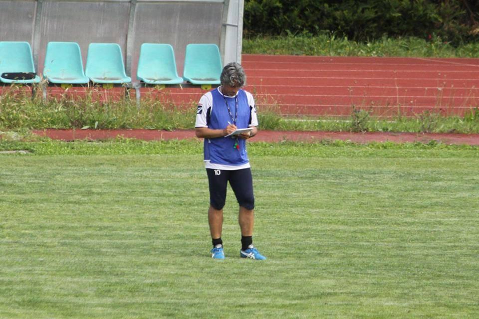 Serie D, Gelbison: Logarzo resta. Il 4 agosto al via il ritiro