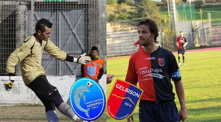 Calcio, Serie D: un vallese per l'Agropoli. Gelbison ecco i primi acquisti
