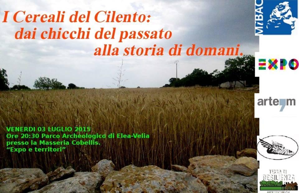 A Velia un racconto sull'agricoltura dagli albori ad oggi
