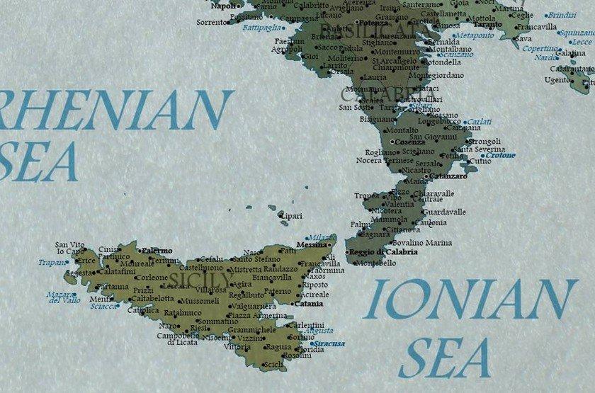 Come sarà il Cilento nel 2100? Addio a Vallo e Sapri: Gioi e Torre Orsaia nuovi centri balneari