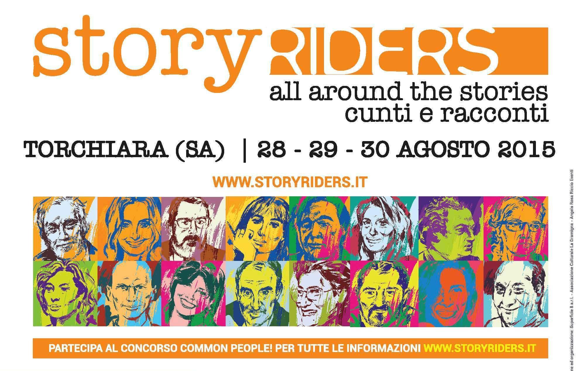 Conclusa la prima edizione di StoryRiders