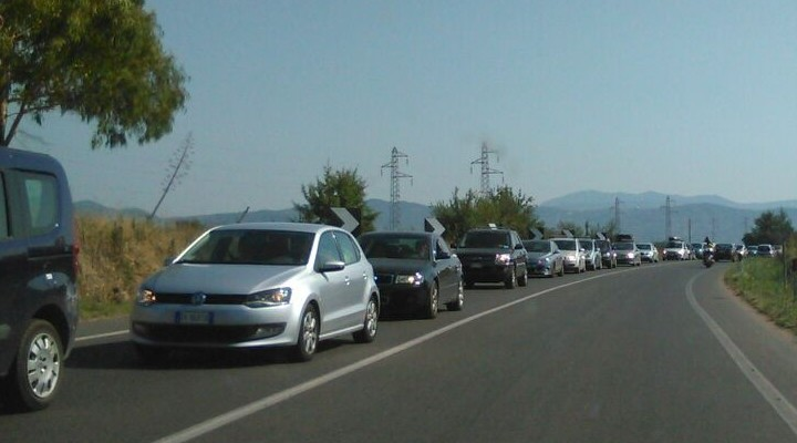 Incidente sul raccordo Salerno – Avellino, traffico in tilt