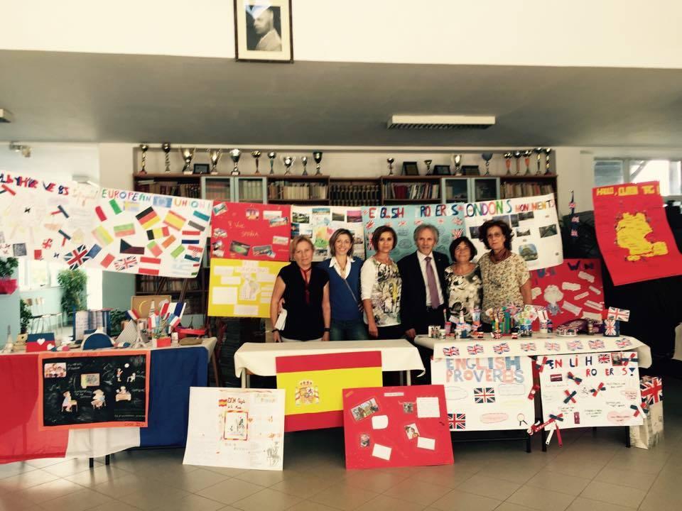 """Agropoli, alla scuola """"Rossi Vairo"""", celebrata la GIornata delle Lingue"""