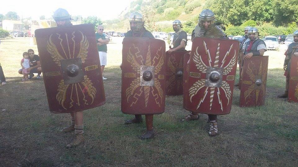 Grande successo per l'evento Velia Romana – FOTO