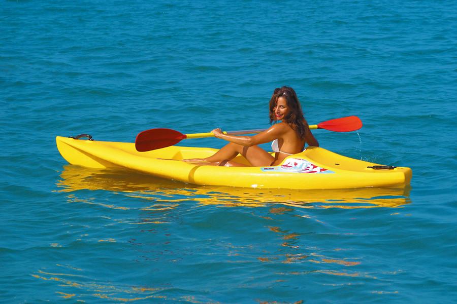 Sulle tracce dei Trezeni, ad Agropoli un raduno di canoe e kayak