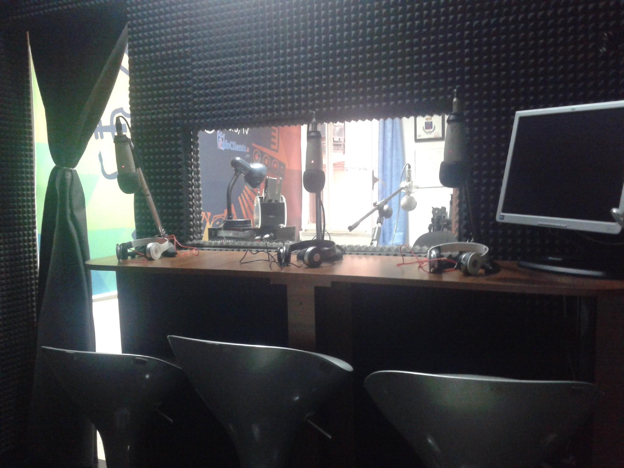 cilentowebradio_studio