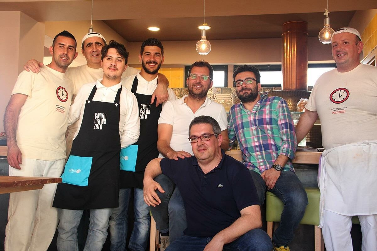 Photo of Vallo d.L.: la pizzeria Da Zero vince il Campionato della pizza