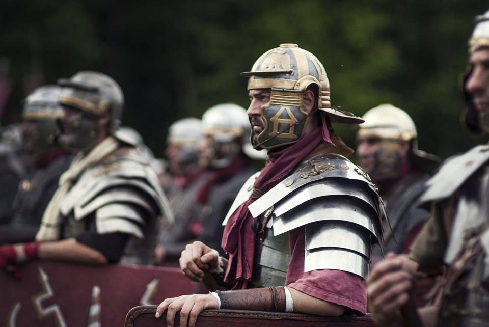 Passeggiare in un vero accampamento romano: nel Cilento si può