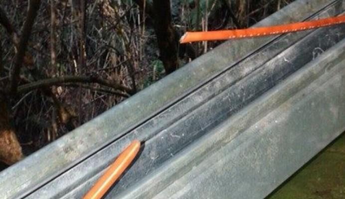 Vandali in azione nel Cilento, danneggiata fibra ottica di una centrale elettrica