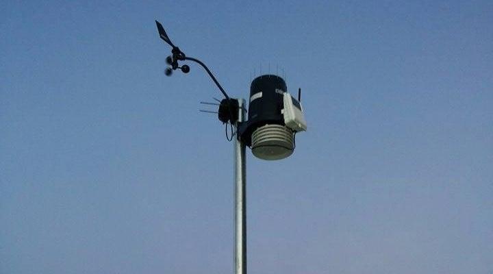 Agropoli: attiva la stazione meteorologica, servirà a prevenire fenomeni dannosi