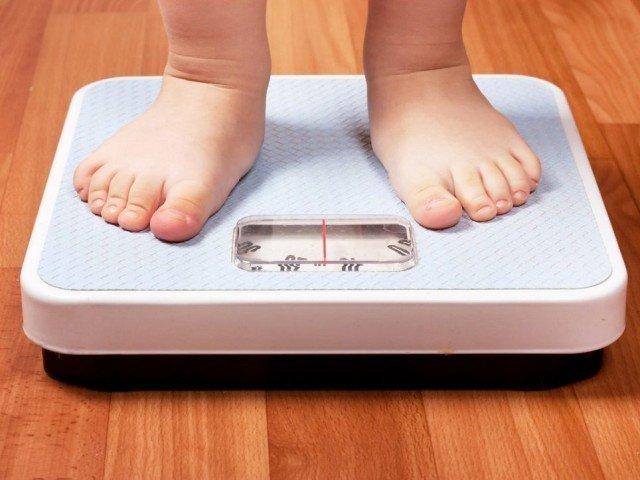 Allarme in Campania: il 6% dei bambini è obeso