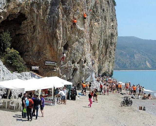 """Palinuro al """"San Vito lo Capo Festival"""" per promuovere il territorio con gli sport outdoor"""